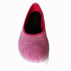 Barefoot Barefoot baleríny Anatomic růžové bosá