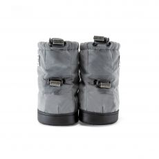 Barefoot Barefoot boty Stonz Puffer Booties - Reflective Silver bosá