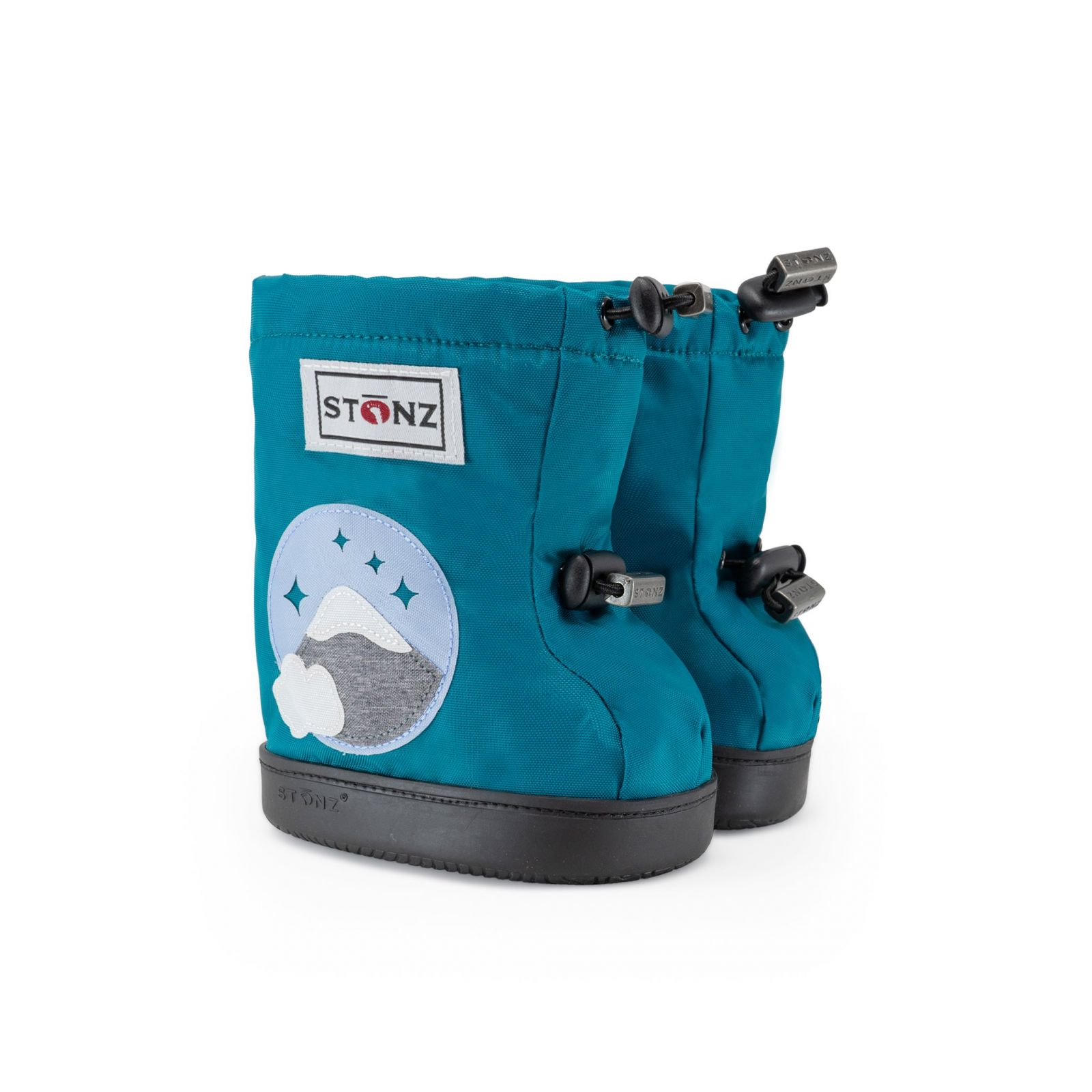 Barefoot Barefoot boty Stonz Toddler Booties - Mountain - Tea bosá