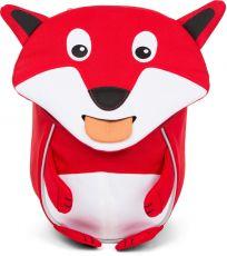Batůžek pro nejmenší Affenzahn Frida Fox small - red
