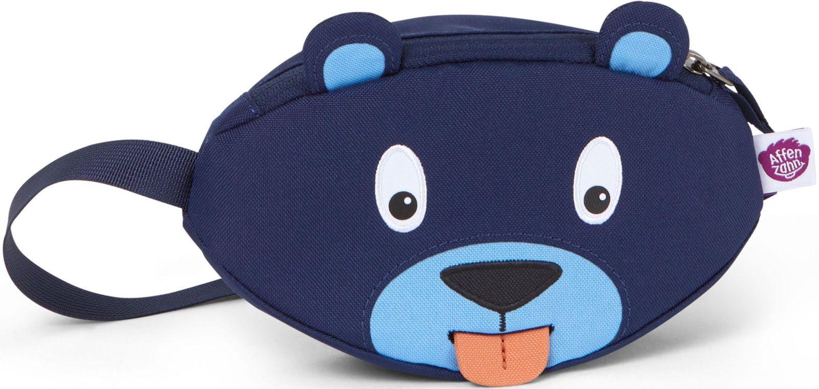Barefoot Dětská ledvinka Affenzahn Hip-Bag Bobo Bear bosá