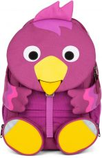 Dětský batoh do školky Affenzahn Bibi Bird large - purple