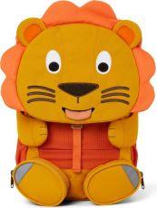 Barefoot Dětský batoh do školky Affenzahn Large Friend Lion bosá