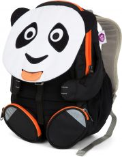 Barefoot Dětský batoh do školky Affenzahn Paul Panda large bosá