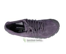 Barefoot Merrell barefoot MOVE GLOVE SUEDE shark - dámské bosá