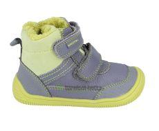 Protetika zimní barefoot boty Tyrel green