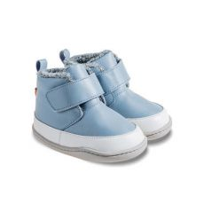 Zimní barefoot botičky Little Blue Lamb Big blue | 20