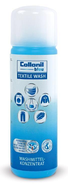 Barefoot Collonil Bleu Textile Wash 250 ml bosá