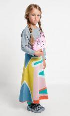 Barefoot Dětská ledvinka Affenzahn Hip-Bag - Ulla Unicorn - pink bosá