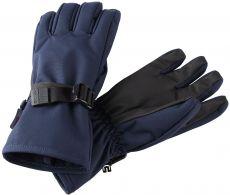 Dětské membránové rukavice Reima Tartu - Navy