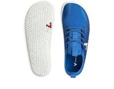 Barefoot Vivobarefoot PRIMUS SPORT JNR VIVID BLUE bosá