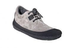 Barefoot Zateplené barefoot boty Sole runner Pan grey/black bosá