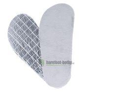 Zimní barefoot vložky mikroplyš/ ALU