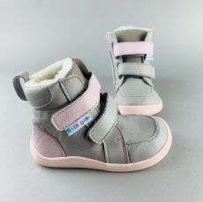 BABY BARE WINTER GREY PINK