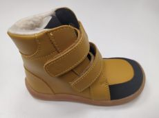 Barefoot BABY BARE WINTER Kayak OKOP ASFALTICO BABY BARE SHOES bosá