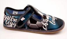 Barefoot Ef barefoot papučky 395 Champion grey bosá