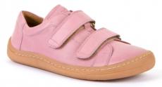 Froddo barefoot celoroční boty pink - 2 suché zipy