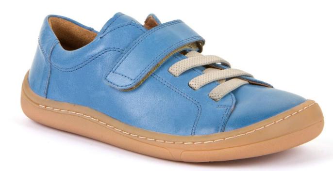 Barefoot Froddo celoroční barefoot boty jeans - 1 suchý zip bosá