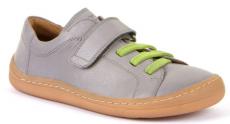 Froddo celoroční barefoot boty light grey  - 1 suchý zip