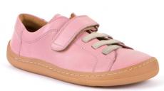 Froddo celoroční barefoot boty pink - 1 suchý zip