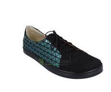 Barefoot Peerko 2.0 kožené boty - Smaragd bosá