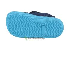 Barefoot Protetika Dony navy - textilní tenisky bosá