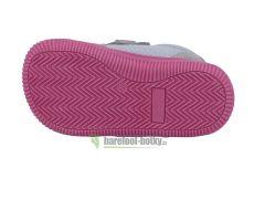 Barefoot Protetika Dony pink - textilní tenisky bosá