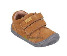 Barefoot Protetika Lars beige - celoroční barefoot boty bosá