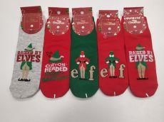 Ponožky dětské vánoční