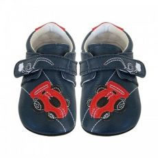 Jack and Lily JAKE Racecar Navy