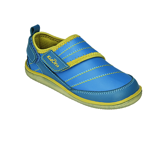 Barefoot Kidofit barefoot Roger - Blue - Synthetic bosá