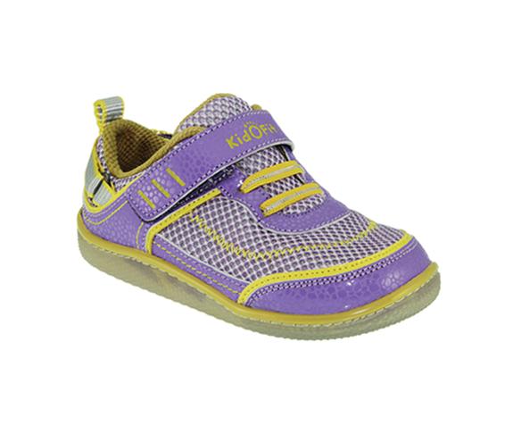 Barefoot Kidofit barefoot tenisky Orchid - Violet bosá