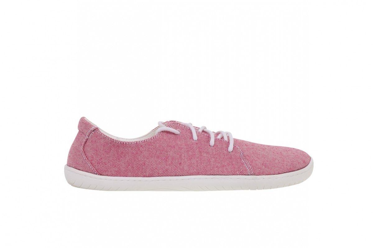 Barefoot Tenisky AYLLA NUNA Pink M - širší, unisex bosá