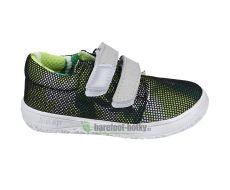 Jonap barefoot B7V zelená - suché zipy slim