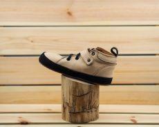 Barefoot Barefoot kožené Pegres BF32 - písková bosá