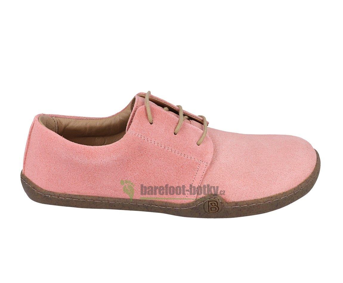 Barefoot Barefoot polobotky bLIFESTYLE - pureSTYLE Bio rose bosá