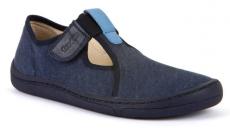 Froddo barefoot tenisky dark blue otevřené