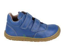 Lurchi celoroční barefoot boty - Nora nappa cobalto | 22, 25, 27, 28, 29, 30, 31, 32