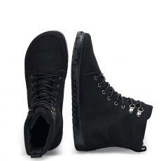 Barefoot Barefoot boty ZAQQ QICE Black bosá