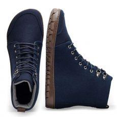 Barefoot Barefoot boty ZAQQ QICE Blue bosá