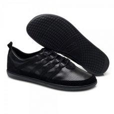 Barefoot Barefoot boty ZAQQ SPARQ LOW Black bosá