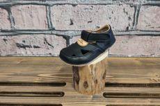 Barefoot sandálky Pegres  BF20 - černé