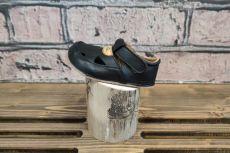 Barefoot Barefoot sandálky Pegres BF20 - černé bosá