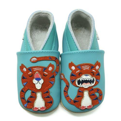 Barefoot Capáčky Lait et Miel tygr bosá