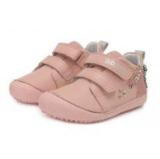 Barefoot DDstep 063 celoroční boty - růžová bosá