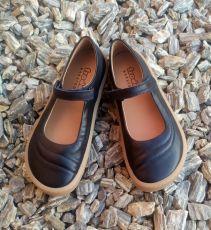 Barefoot Froddo barefoot balerínky Dark blue bosá