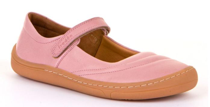 Barefoot Froddo barefoot balerínky Pink bosá