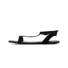 Barefoot Sandále Angles Fashion HERA Black bosá