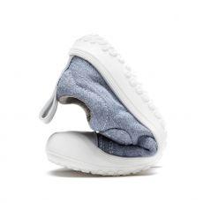 Barefoot Tenisky zapato FEROZ Paterna rocker Indigo bosá
