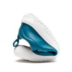 Barefoot Tenisky zapato FEROZ Paterna rocker microfibra Aqua bosá